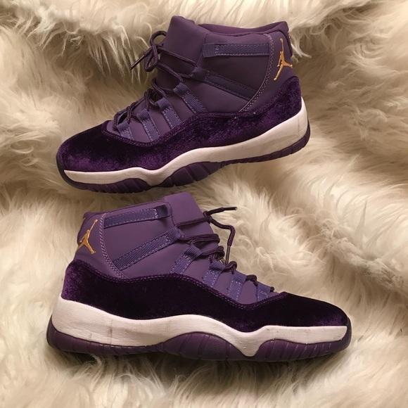 brand new 29c38 4cf4d ✨ Velvet Heiress Purple CUSTOM Retro Jordan 11 💜